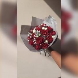 Composition Bouquet à la main