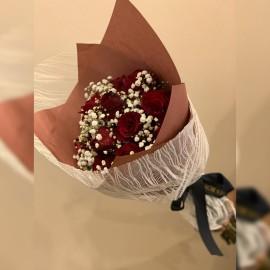 L'intemporel Hand bouquet
