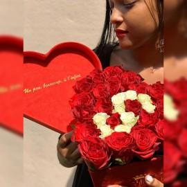 Red velvet Lovebox
