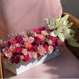 Mix with Peonies