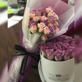 Bouquet à la main 20 tiges